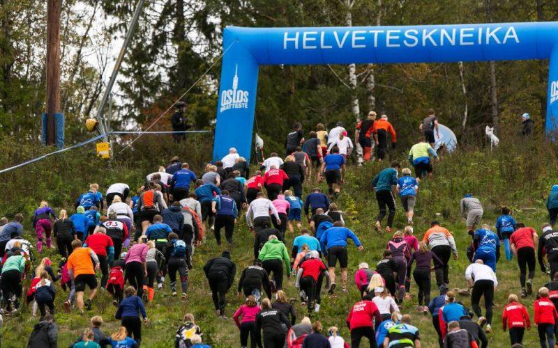 29.09.2018, Oslo, Norge(NOR):   - Oslos Bratteste motbakkeløp